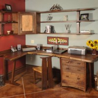 John Sterling handcrafted furniture and accessories.