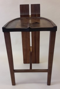 low stool front