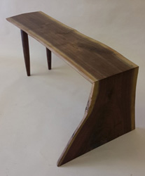 Awesome Live Edge Coffee Table J C Sterling Fine Furniture Cjindustries Chair Design For Home Cjindustriesco